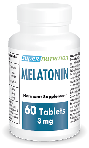 Melatonine 3 mg