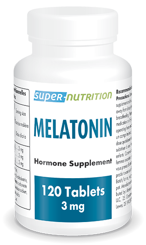 Melatonine 3 mg 120