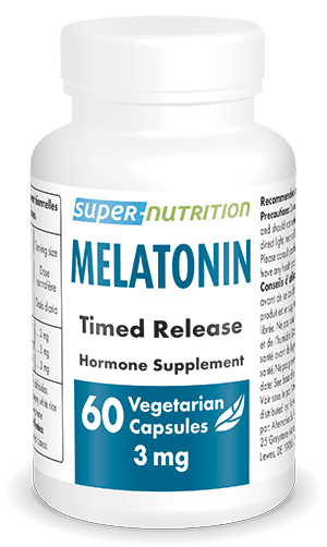 Melatonine 3 mg Timed Release