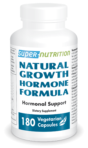 Natural Growth Hormone Formula